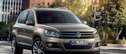 2012 Volkswagen Tiguan facelift revealed