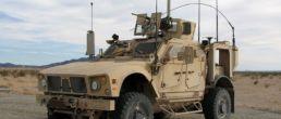 Oshkosh selling military trucks in Middle East