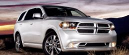 2011 Dodge Durango Heat revealed in Chicago Auto Show