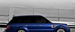 Fastest Range Rover Sport by Project Kahn