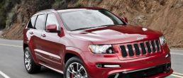 2012 Jeep Grand Cherokee SRT8 debuts at NY show
