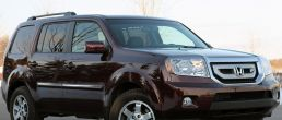 Honda Pilot and Odyssey recalled over faulty airbag