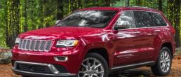 2014 Jeep Grand Cherokee revealed at Detroit Auto Show