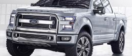 Ford Atlas Concept in Detroit gives glimpse of 2015 F-150