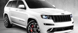 2013 Jeep Grand Cherokee Alpine Edition in South Africa
