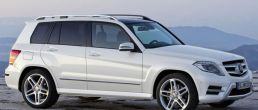 Mercedes-Benz GLK Coupe to debut in 2016
