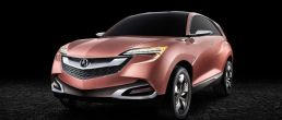 Acura Concept SUV-X revealed at Shanghai Auto Show