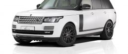 Lumma Design modifies 2013 Range Rover