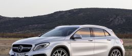 2015 Mercedes-Benz GLA 45 AMG officially revealed