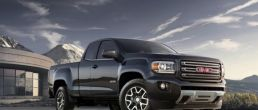 2015 GMC Canyon officially revealed