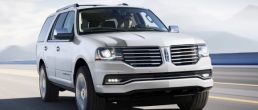2015 Lincoln Navigator revealed, to debut in Chicago