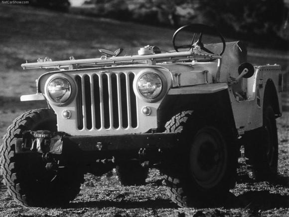 1945 Jeep CJ2a