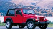 2004 Jeep Wrangler Unlimited LJ