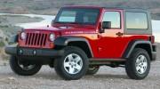 2007 Jeep Wrangler Rubicon KJ