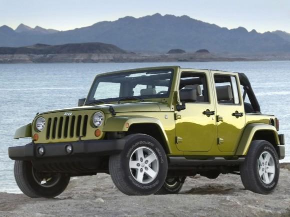 2007 Jeep Wrangler Unlimited KJ