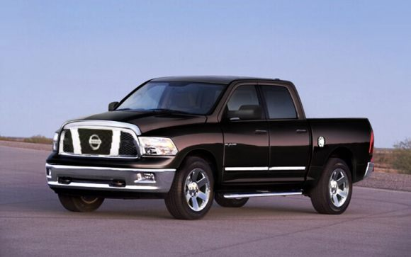 Nissan Committed To Dodge Based Titan Truck Modernoffroadercom