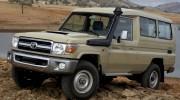 Toyota Land Cruiser 75