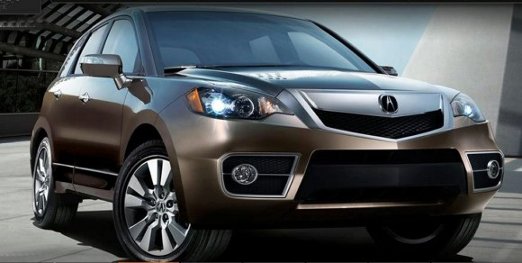 Acura RDX Pricing And Details Released ModernOffroadercom - Acura rdx brakes