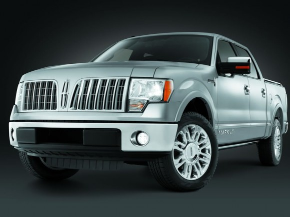 2010 Lincoln Mark LT
