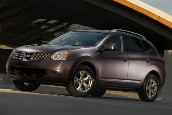 2010 nissan rogue crossover u s pricing usa suv crossover truck. Black Bedroom Furniture Sets. Home Design Ideas