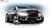 GMC Bare Necessities Concept Truck