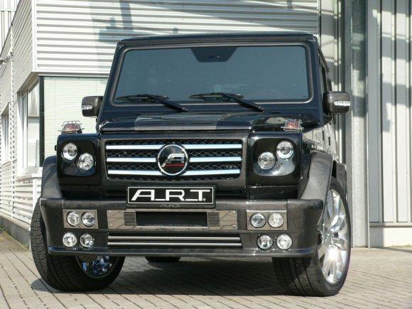 Mercedes-Benz G-Class A.R.T.