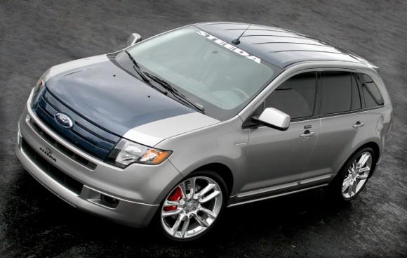 Steeda Ford Edge Sport