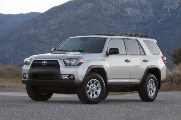 2010 Toyota 4Runner Trail 1. Available in Limited, SR5 and Trail trims,