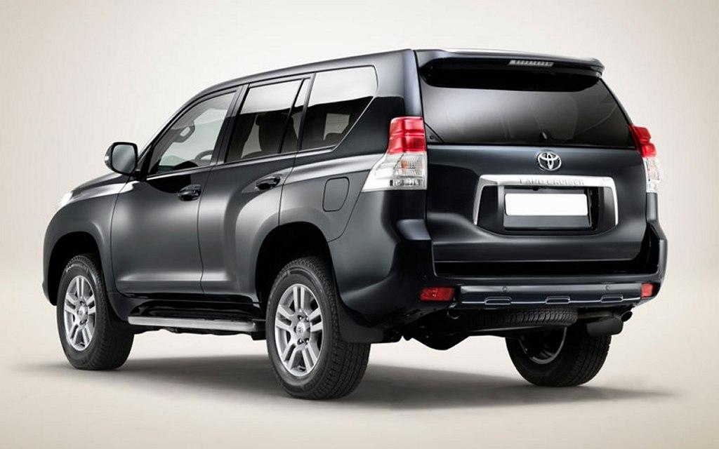 2010 Toyota Land Cruiser Prado – ModernOffroader.com USA : SUV ...
