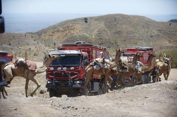 10 Renault Cape-To-Cape Expedition - Ethiopia
