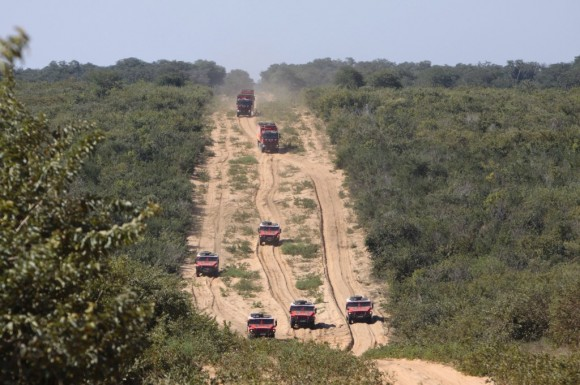 14 Renault Cape-To-Cape Expedition - Botswana