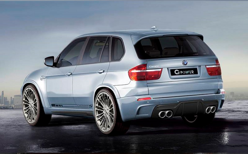 2010 BMW X5 M G-Power 2 – ModernOffroader.com USA : SUV / Crossover ...