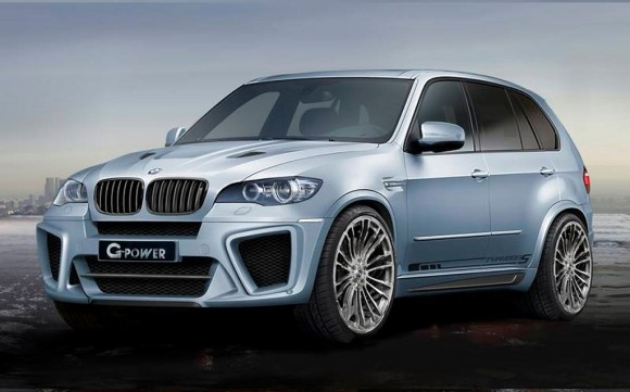 2010 BMW X5 M G-Power