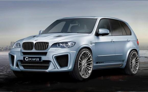 2010 BMW X5 M Information