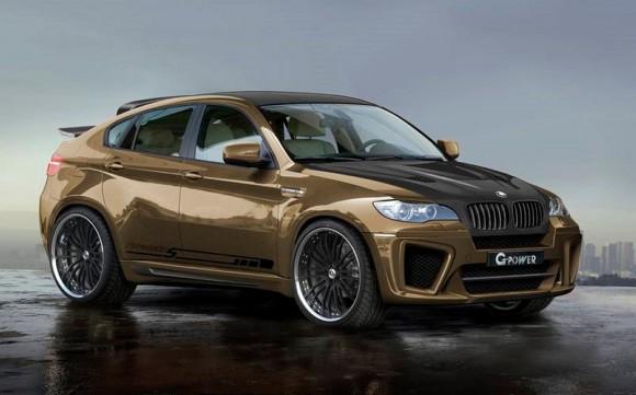 2010 BMW X6 M G-Power