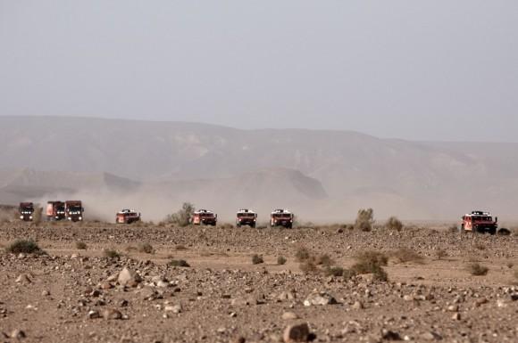8 Renault Cape-To-Cape Expedition - Jordan