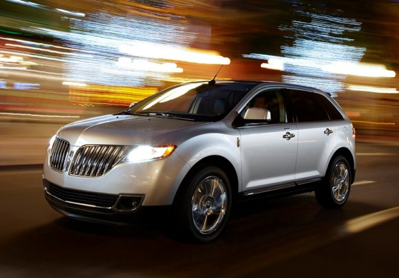 2011 Lincoln MKX 4
