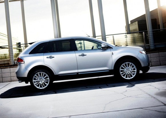 2011 Lincoln MKX 5