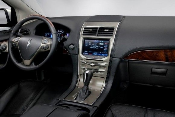 2011 Lincoln MKX 6