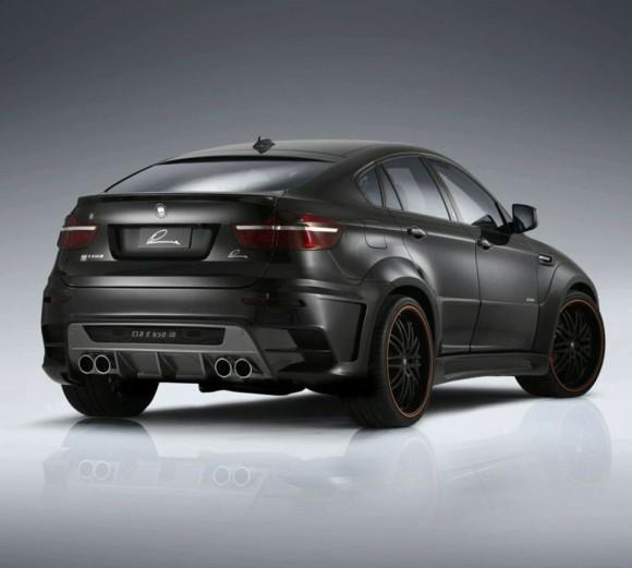 Bmw X6 Usa: LUMMA Design Reveals The BMW CLR X650 M