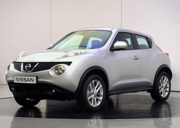 Nissan has revealed its all-new small crossover, named the Juke.