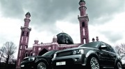 Kahn Range Rover Cosworth