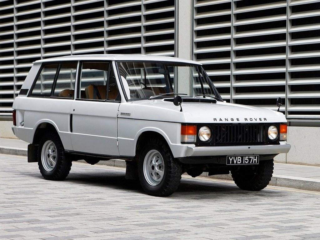 1970 Range Rover Modernoffroader Com Usa Suv