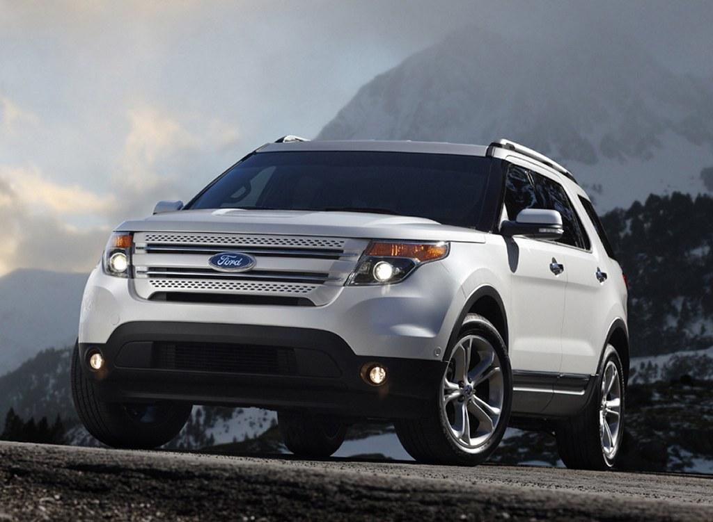 Официально: Ford Explorer следую…