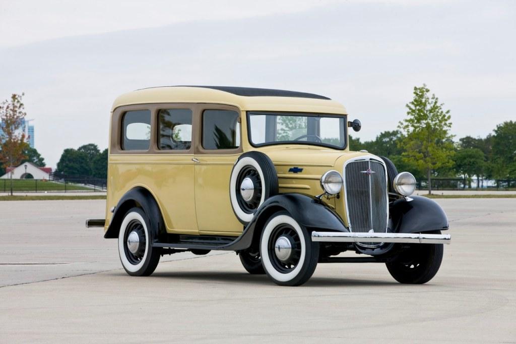 1936 Chevrolet Suburban | Chevy Truck Forum | GM Truck Club