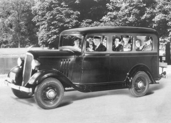 1938 Chevrolet Suburban