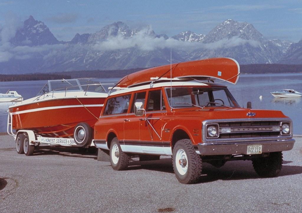 1970 Chevy Suburban