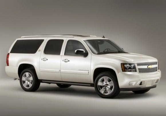 2011 Chevrolet Suburban Diamond Edition