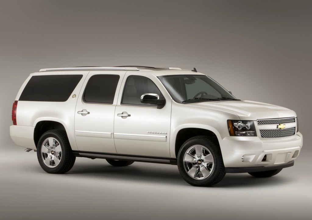 2017 Chevrolet Suburban Diamond Edition