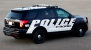 2011 Ford Explorer Police Interceptor 2